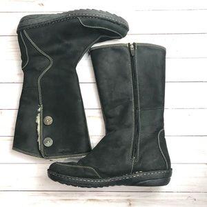 Teva Tonalea Leather Winter Boots Size 7